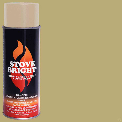 Stove Bright High Temp Paint - Surf Sand