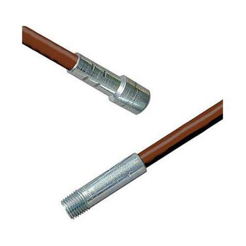 48'' Fiberglass Chimney Brush Rod 1/4''