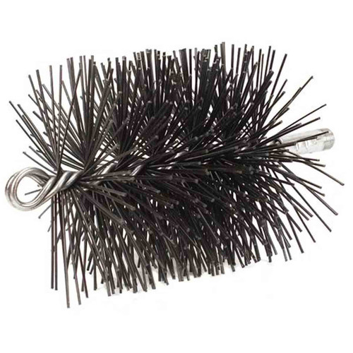 6'' Round Medium-Duty (Poly) Chimney Brush