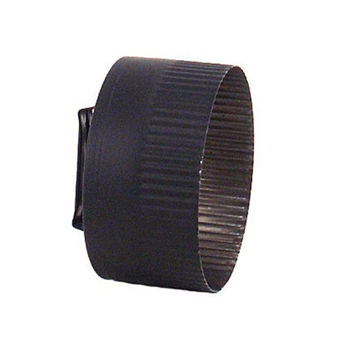 6'' HeatFab Crimped Tee Cap - 2617P