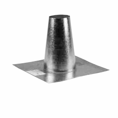 3'' Selkirk VP Pellet Vent Pipe Tall Cone Flashing - 3VP-TF