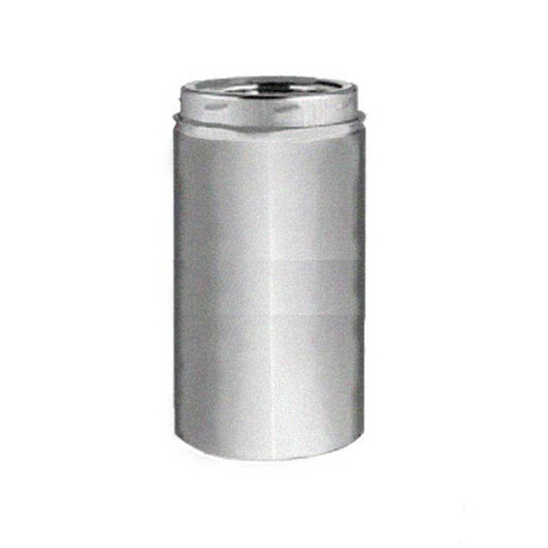 6'' x 18'' Selkirk Galva-Temp Galvanized  Chimney Pipe - 206018G