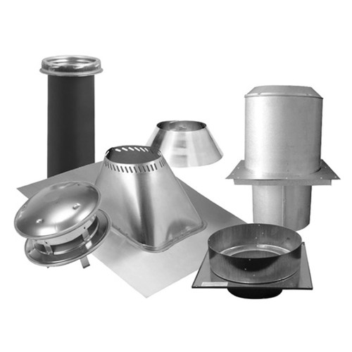 6'' Selkirk Flat Ceiling Support Kit - 206620