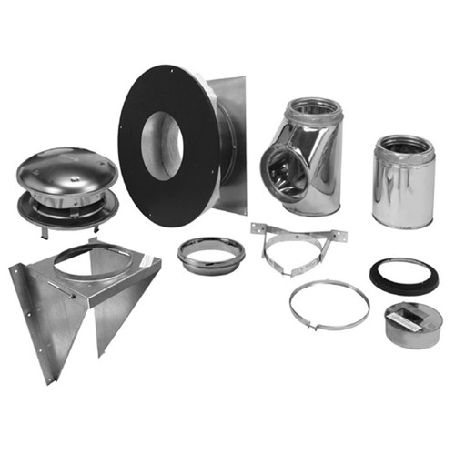 6'' Selkirk Through The Wall Kit - 206622