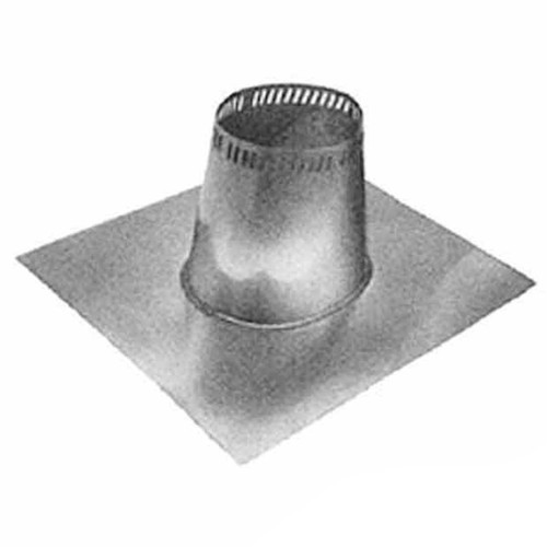 8'' Selkirk Tall Cone Flat Roof Flashing - 208815