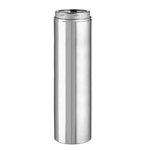8'' x 36'' Selkirk Ultra Temp Stainless Chimney Pipe - 208036U