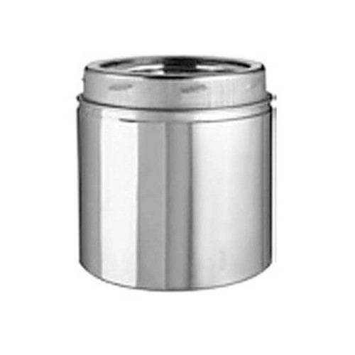 8'' x 9'' Selkirk Ultra Temp Stainless Chimney Pipe - 208009U