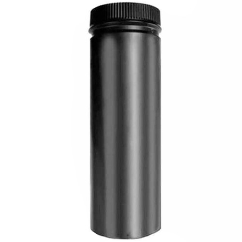 8'' x 24'' DSP  Double Wall Black Stovepipe - DSP-8P24