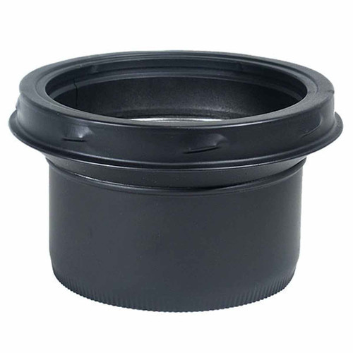 7'' SuperPro Black Stove Pipe Adapter - JSC7ASE