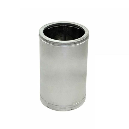 10'' x 12'' DuraTech Galvanized Chimney Pipe - 10DT-12