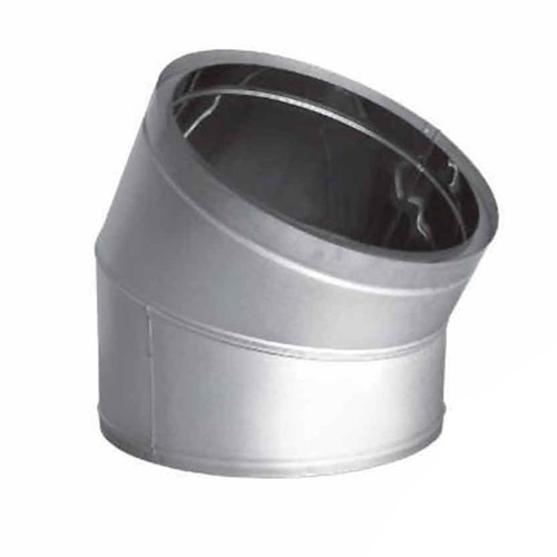 10'' DuraTech 30 Degree Stainless Steel Elbow - 10DT-E30SS