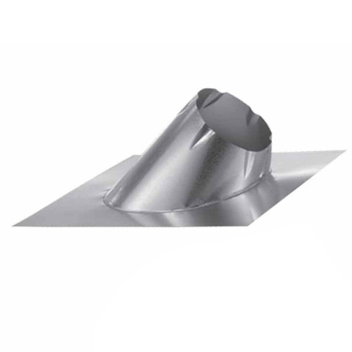10'' DuraTech 0/12 - 6/12 Adjustable Roof Flashing - 10DT-F6