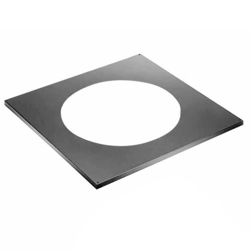10'' DuraTech Trim Collar for Round Support Box - 10DT-TCSB