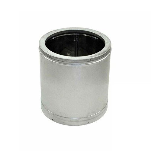 12'' x 6'' DuraTech Galvanized Chimney Pipe - 12DT-06