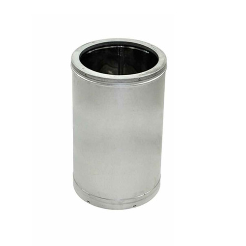 12'' x 12'' DuraTech Stainless Steel Chimney Pipe - 12DT-12SS