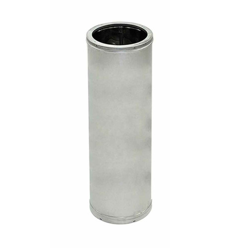 12'' x 24'' DuraTech Galvanized Chimney Pipe - 12DT-24