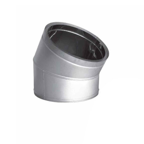 12'' DuraTech 30 Degree Stainless Steel Elbow - 12DT-E30SS