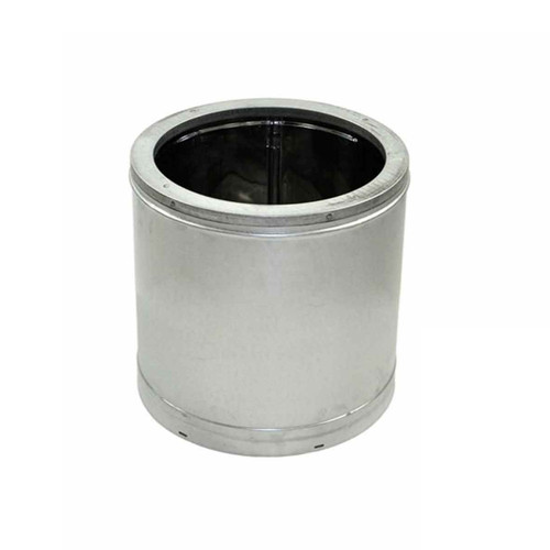 14'' x 6'' DuraTech Galvanized Chimney Pipe - 14DT-06