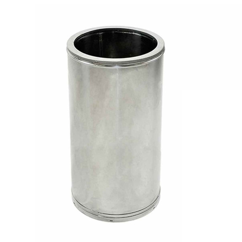 14'' x 18'' DuraTech Stainless Steel Chimney Pipe - 14DT-18SS