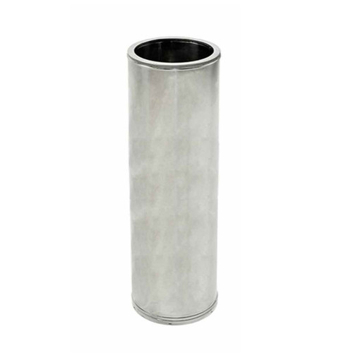 14'' x 36'' DuraTech Stainless Steel Chimney Pipe - 14DT-36SS
