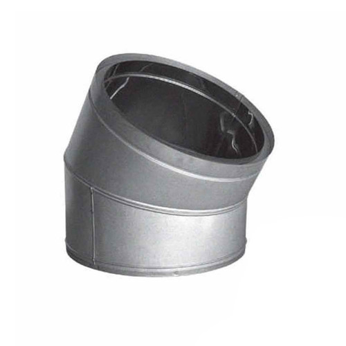 14'' DuraTech 30 Degree Galvanized Elbow - 14DT-E30