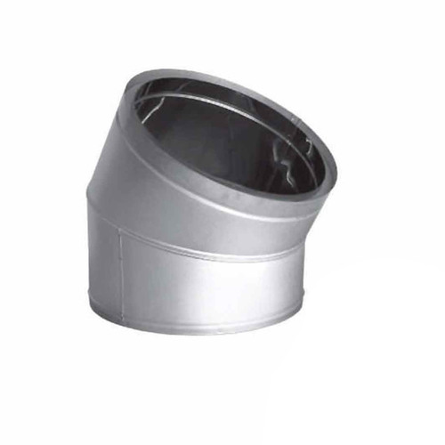 14'' DuraTech 30 Degree Stainless Steel Elbow - 14DT-E30SS