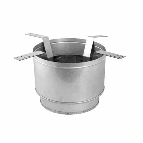 14'' DuraTech Round Ceiling Support Box - 14DT-RCS