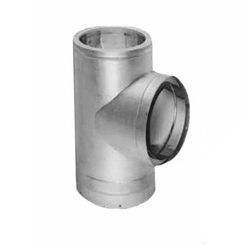 14'' DuraTech Galvanized Tee with Cap - 14DT-T