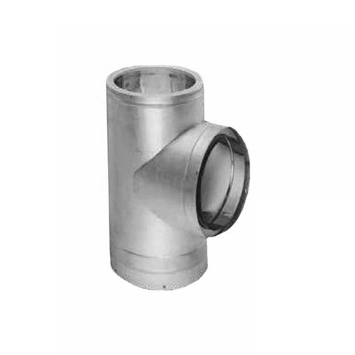 14'' DuraTech Stainless Steel Tee with C