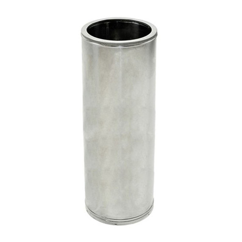 16'' x 24'' DuraTech Stainless Steel Chimney Pipe - 16DT-24SS