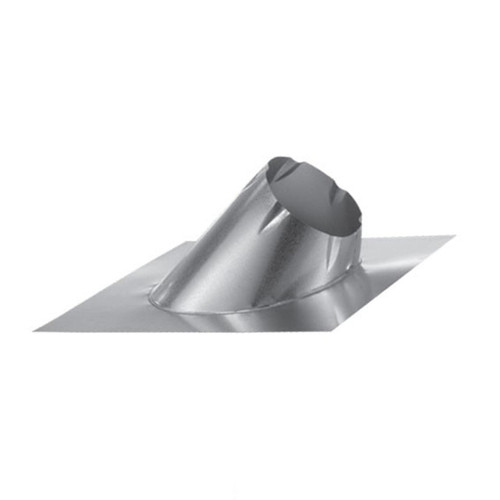 16'' DuraTech 0/12 - 6/12 Adjustable Roof Flashing - 16DT-F12