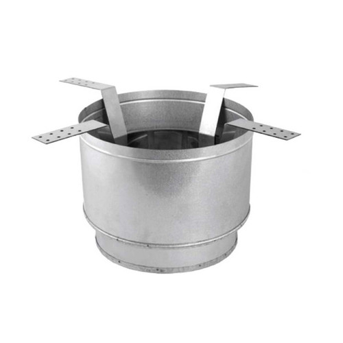 16'' DuraTech Round Ceiling Support Box - 16DT-RCS