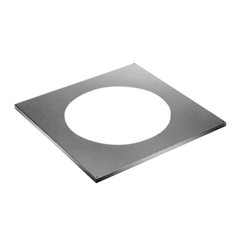 16'' DuraTech Trim Collar for Round Support Box - 16DT-TCSB