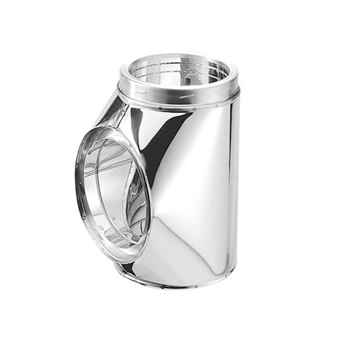 16'' DuraTech Stainless Steel Tee with C