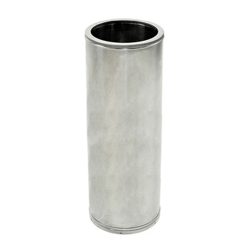 18'' x 24'' DuraTech Stainless Steel Chimney Pipe - 18DT-24SS