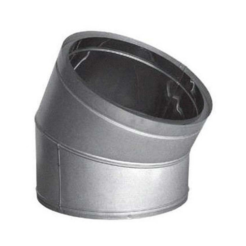 18'' DuraTech 30 Degree Galvanized Elbow - 18DT-E30