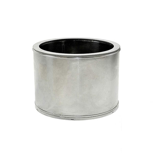 20'' x 12'' DuraTech Stainless Steel Chimney Pipe - 20DT-12SS