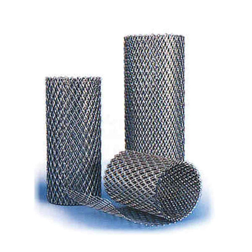 Stainless Steel 5/8'' Mesh 8'' Wide x 96