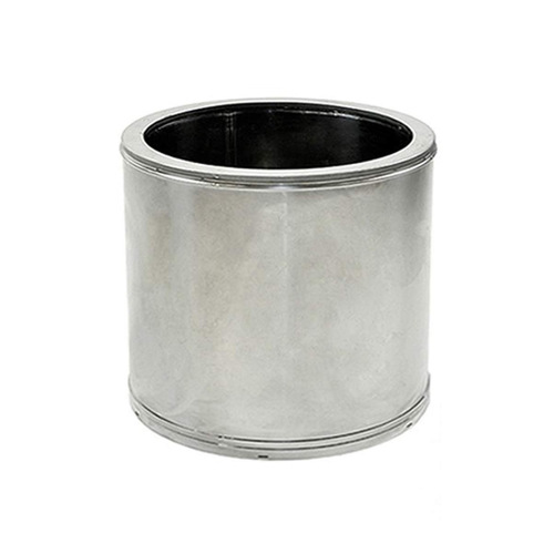 20'' x 18'' DuraTech Stainless Steel Chimney Pipe - 20DT-18SS