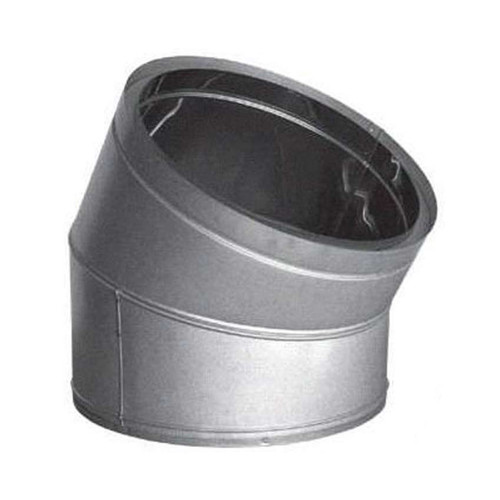 20'' DuraTech 30 Degree Galvanized Elbow - 20DT-E30