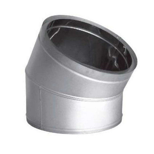 20'' DuraTech 30 Degree Stainless Steel Elbow - 20DT-E30SS