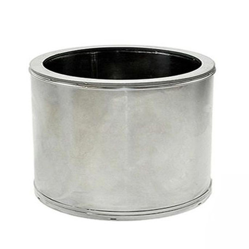 22'' x 12'' DuraTech Stainless Steel Chimney Pipe - 22DT-12SS