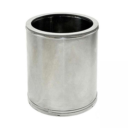 22'' x 24'' DuraTech Stainless Steel Chimney Pipe - 22DT-24SS