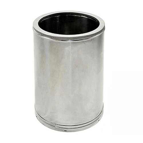 22'' x 36'' DuraTech Stainless Steel Chimney Pipe - 22DT-36SS