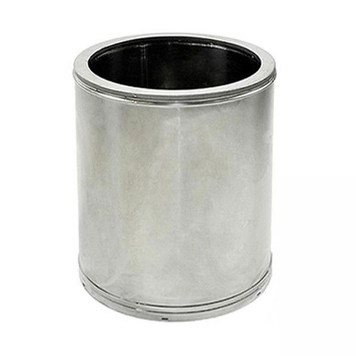 24'' x 24'' DuraTech Stainless Steel Chimney Pipe - 24DT-24SS