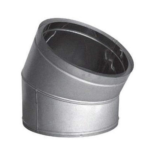 24'' DuraTech 30 Degree Galvanized Elbow - 24DT-E30