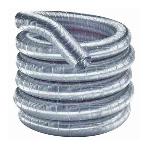 3'' x 25' DuraFlex 316 Stainless Steel Chimney Liner - 3DF316-25