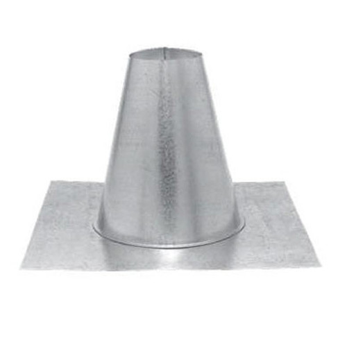3'' PelletVent Pro Tall Cone Roof Flashing - 3PVP-FF