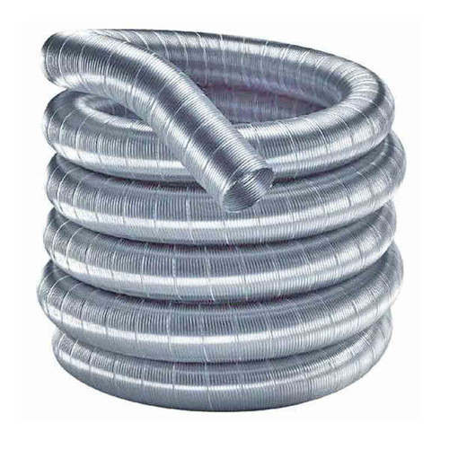 4'' x 15' DuraFlex 316 Stainless Steel Chimney Liner - 4DF316-15