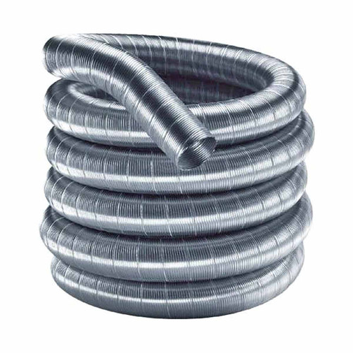 5'' x 30' DuraFlex 304 Stainless Steel Chimney Liner - 5DF304-30